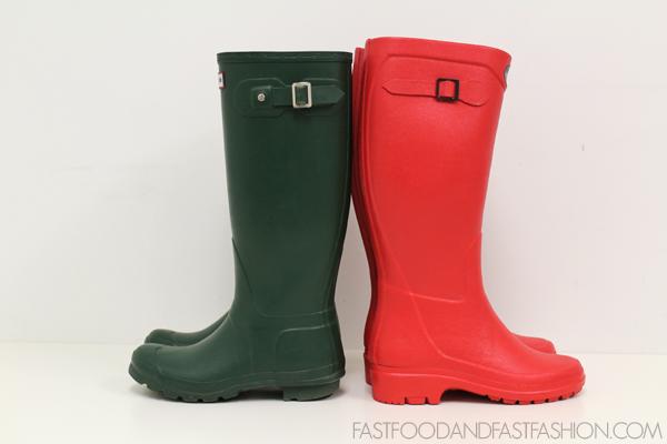 Review Le Chameau Iris Ii Boots Vs Hunter Original Tall