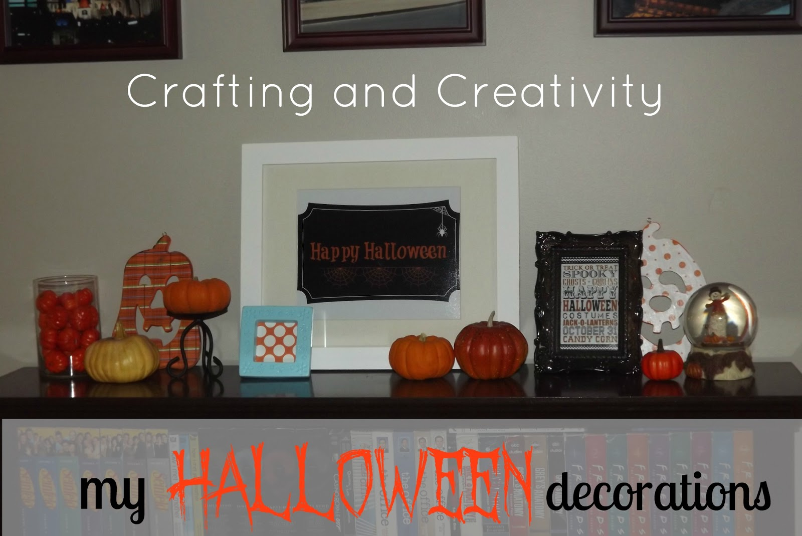 HD wallpapers halloween home made decorations