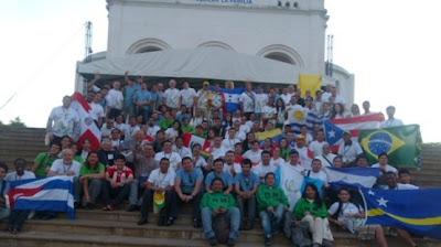 Mensagem dos participantes do Encontro de Responsáveis pela Pastoral Juvenil da América Latina e do Caribe