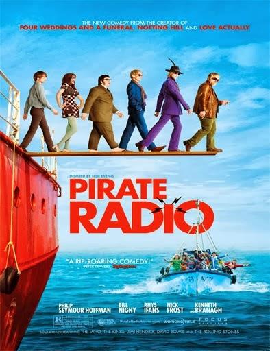 The Boat That Rocked (Radio encubierta) (2009)