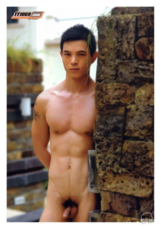 Provocative Wave for Men: Hot Naked Asian Men