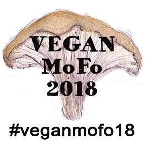 2018 Vegan Mofo