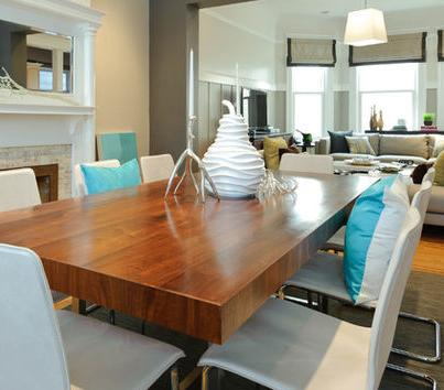 Fotos de Comedores: mesas de comedor modernas