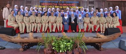 Civitas Akademika Prodi D III Kebidanan Universitas Tulungagung
