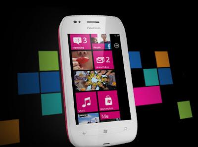harga baru dan bekas nokia lumia 710, spesifikasi detail handphone lumia 710, ponsel nokia lumia murah, gambar dan foto nokia lumia seri terbaru