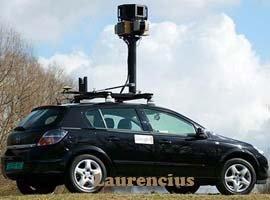 Mobil-Google-Masuk-Jurang