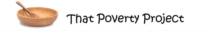 That Poverty Project Blog