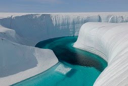 Birthday Canyon, Greenland.