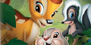 Imagenes de Bambi
