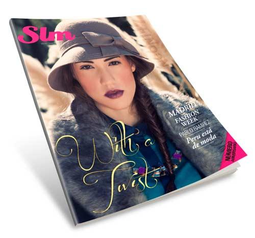Revista Slm (Segui la moda) (Mayo 2013) ESPAÑOL – With a twist, Flor Cassola (varios servidores)