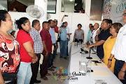TOMAN PROTESTA NUEVOS INTEGRANTES DEL CONSEJO MUNICIPAL DE PROTECCIÓN CIVIL EN COYUCA DE BENÍTEZ