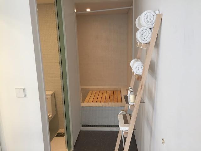 首爾小房子大門飯店 (Small House Big Door) - 開放式浴室