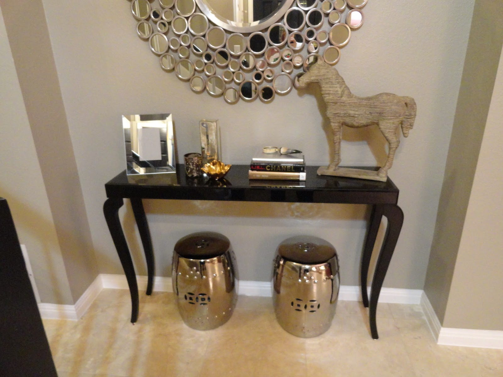 Entryway table decor. front entry ideas pretty entryway table ...