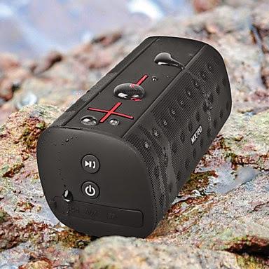 Altavoz Bluetooth Portátil Impermeable