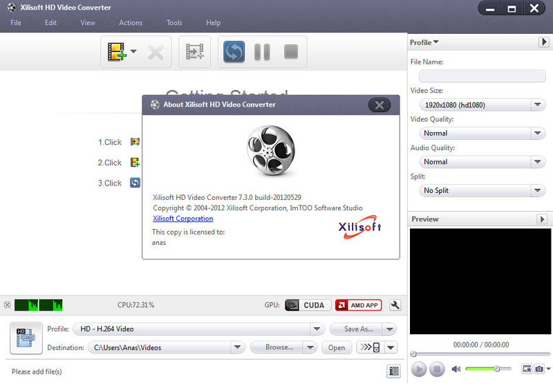 Xilisoft Hd Video Converter 6 Serial