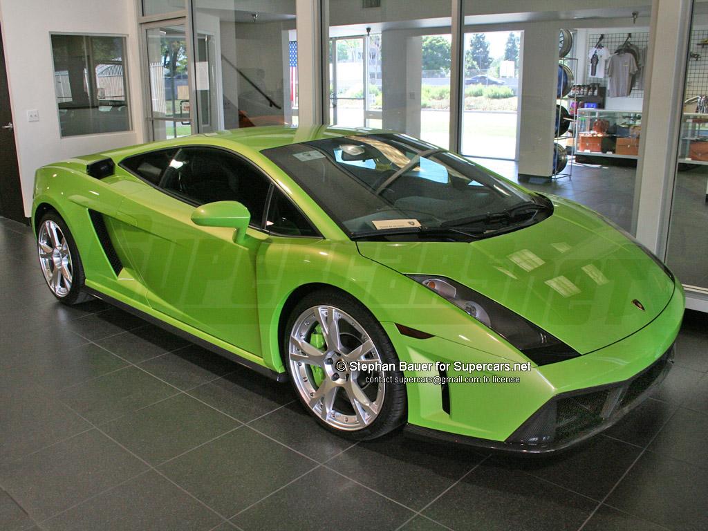 Fast Cars Lamborghini Gallardo Fast Sports Car