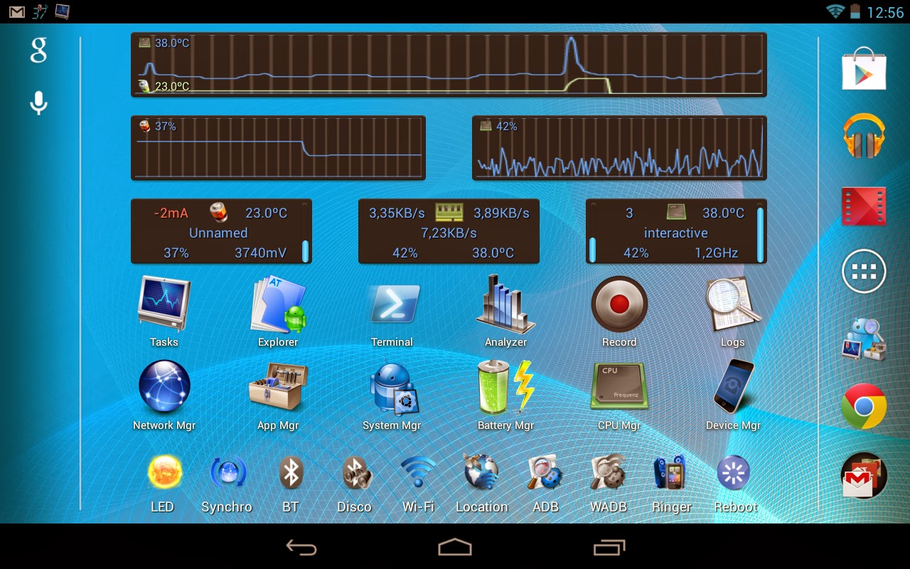 Android Tuner v0.12.9