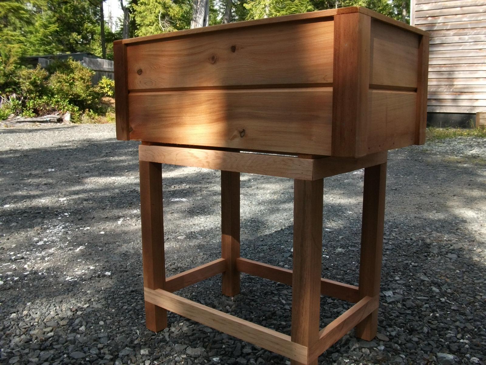 Westcoast Cedar Furniture Tofino B C Canada