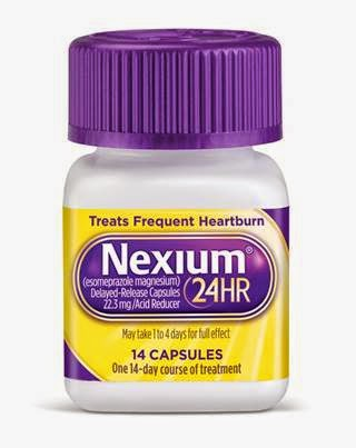 how to safely stop taking nexium