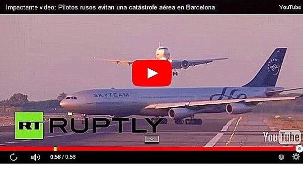 video aeropuerto: