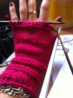 tricot en cours