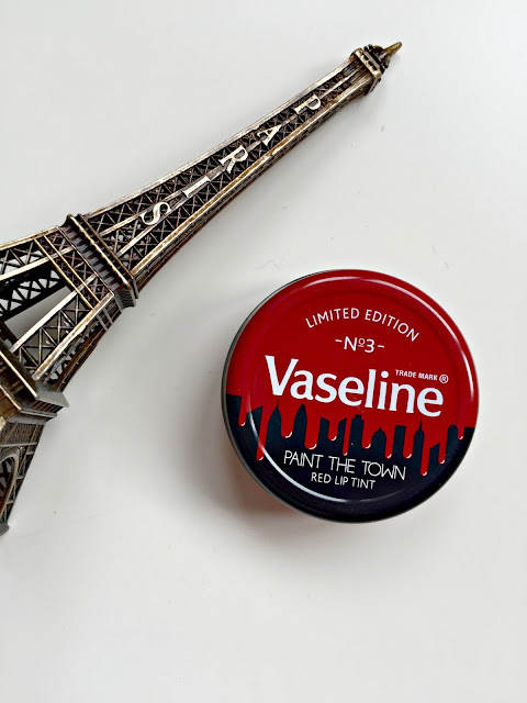 vaseline paint the town