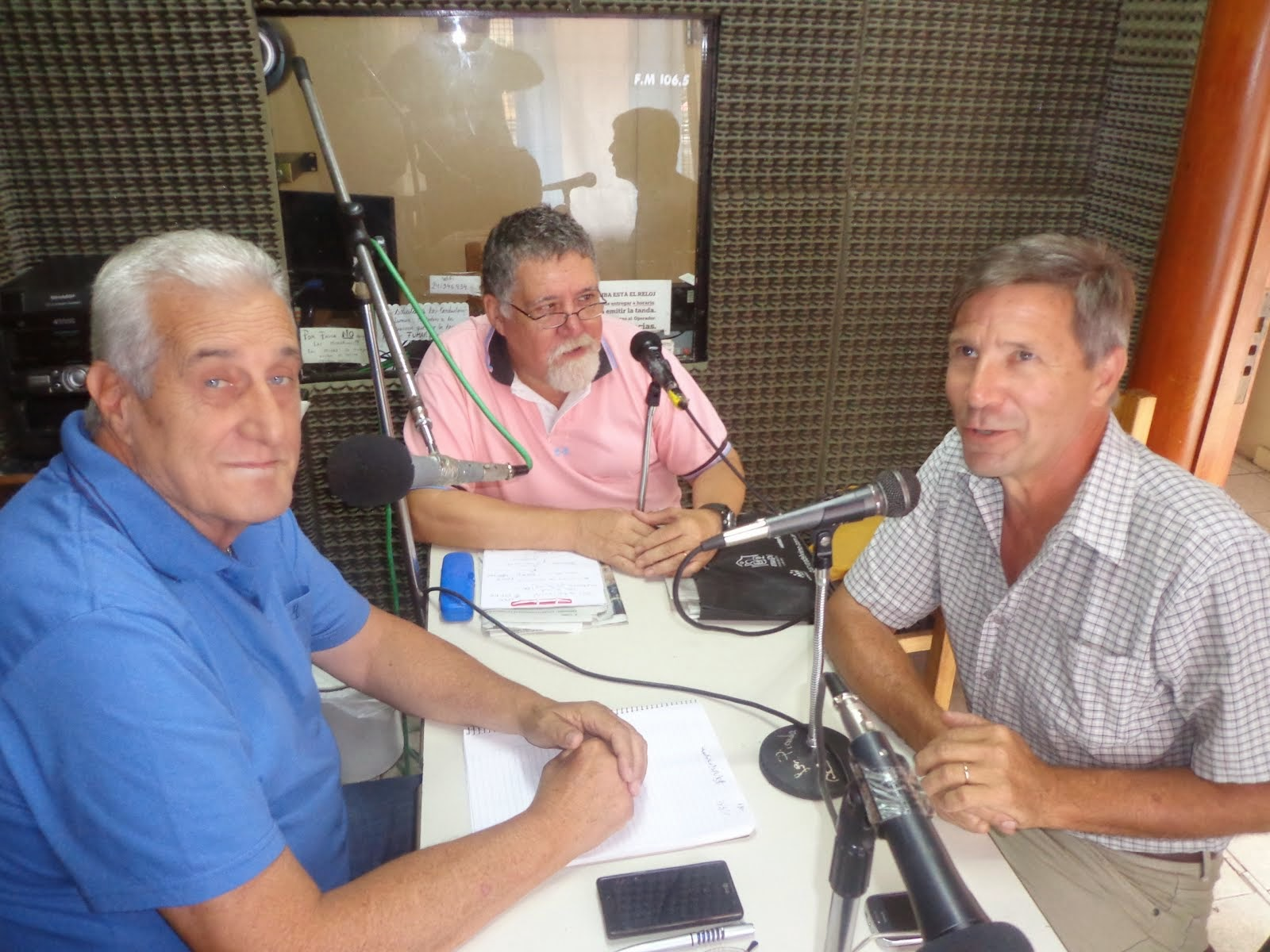 LA PICADA POR FM POPULAR 106.5