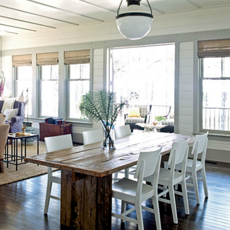 Coastal Home: Spotted from the Crow's Nest:Beach House Tour