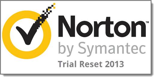 norton trial reset 2010