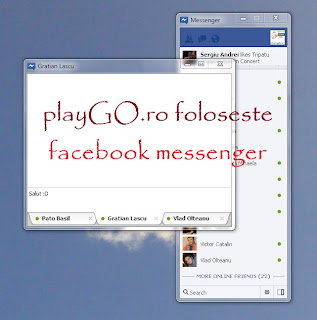 messenger for windows - facebook aplication