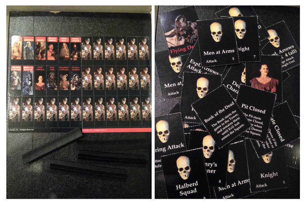 Italian Deadite - Evil Dead Trilogy Italian fan: Army of ...