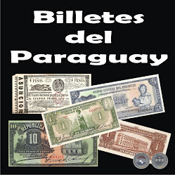 BILLETES DEL PARAGUAY