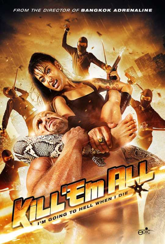 Kill 'em All 2013 720p Esub BluRay  Dual Audio English Hindi GOPISAHI