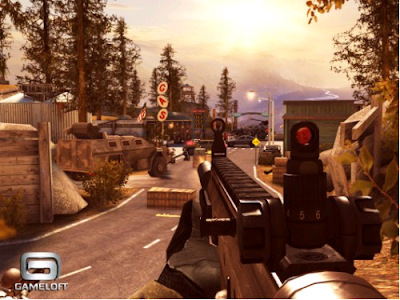 Modern Combat 3: Games for Cheapest Tablet PC, Kindle Fire