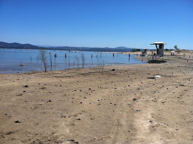 FOLSOM LAKE BEAL POINT SWIMMING