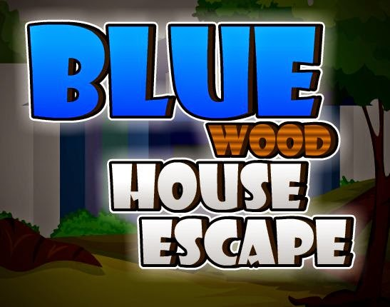Play The Escape Games Blue Wood House Escape