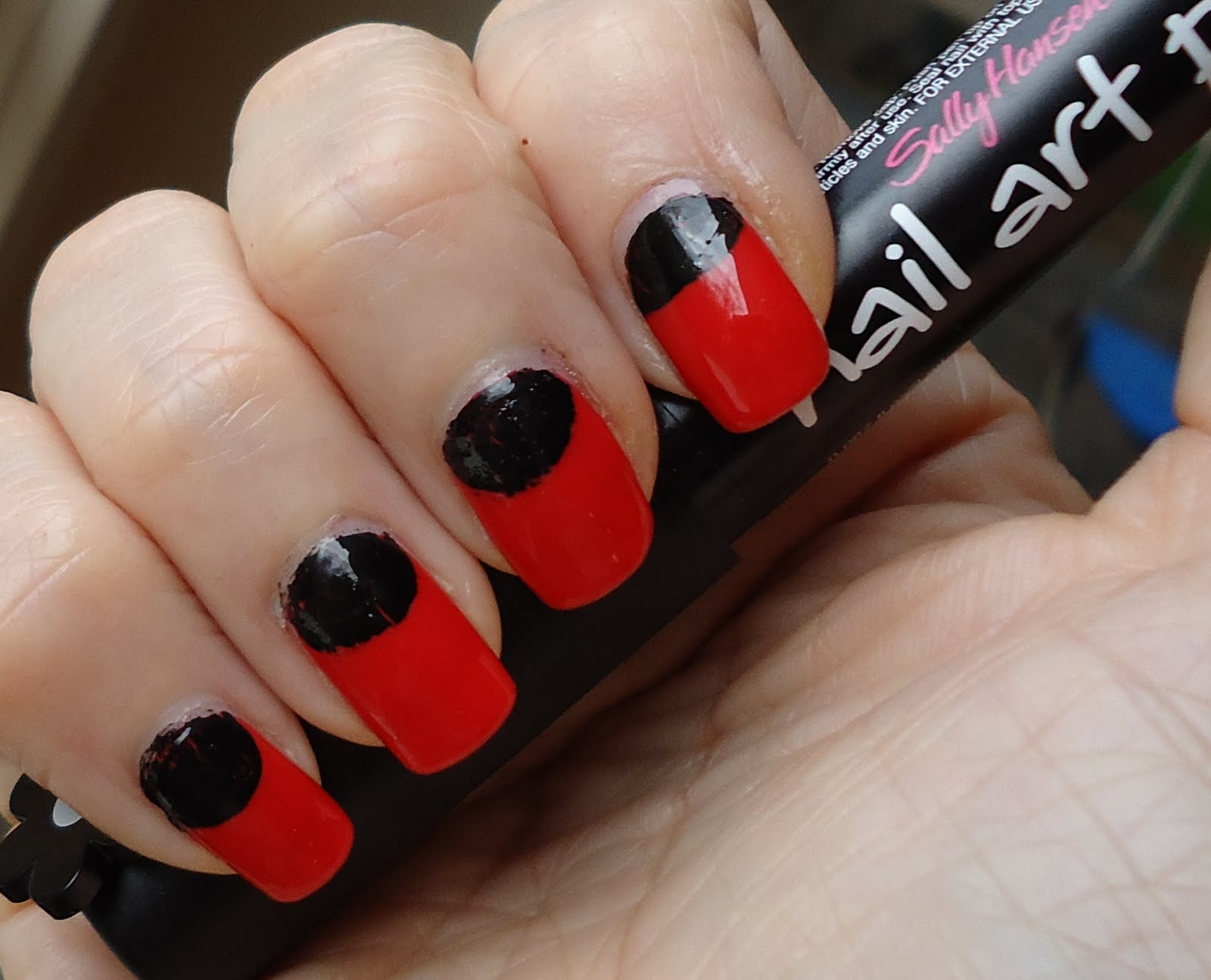 Making Up 4 My Age Review Sally Hansen Nail Art Pen
