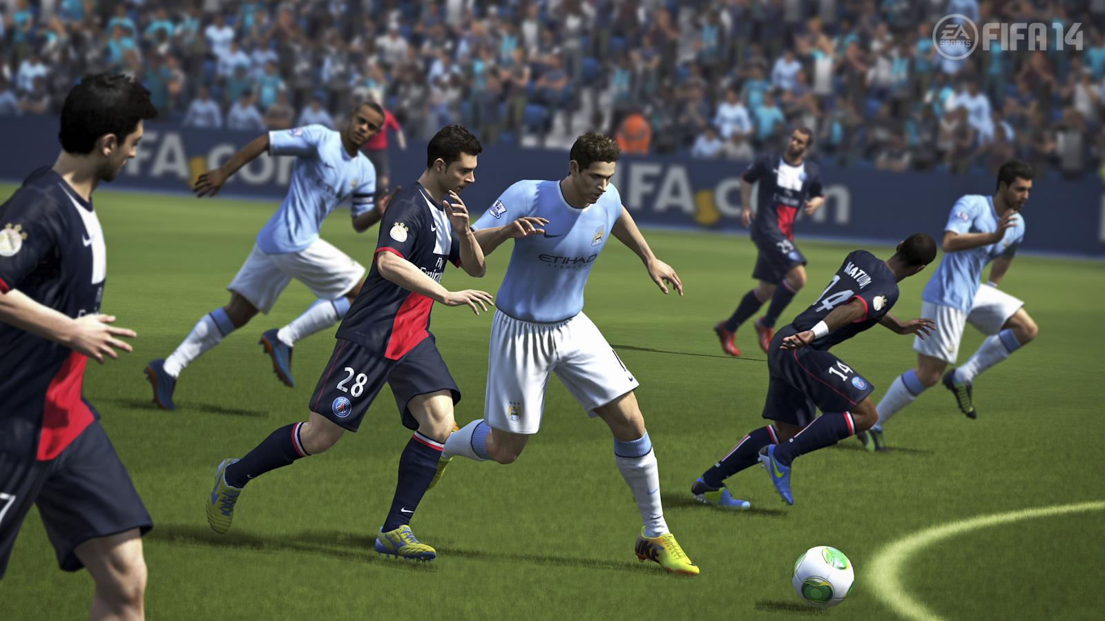 Fifa soccer 14 скачать торрент - 73883
