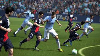 #23 FIFA Soccer 14 Wallpaper