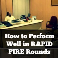 How to Perform Well in RAPID FIRE Rounds of Personal Interview at SSB