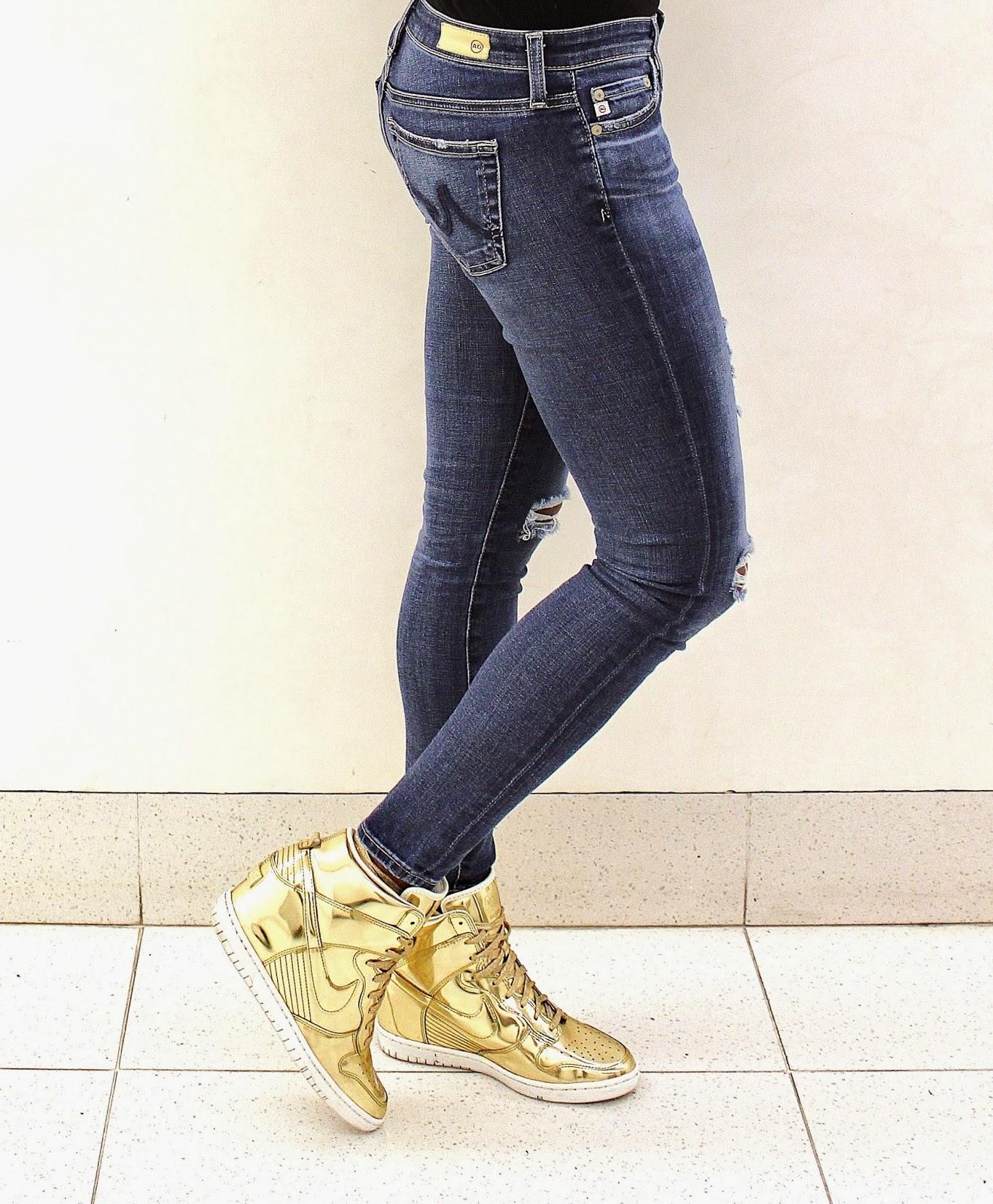 Nike Liquid Gold