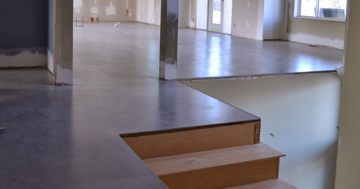 Mode Concrete Ante Up Any Space With Contemporary