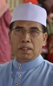 Penasihat MUAS - Dato Paduka Syeikh Muhamad Baderudin bin Hj Ahmad