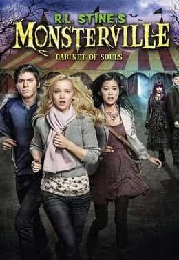 Filme Monsterville: O Armario das Almas