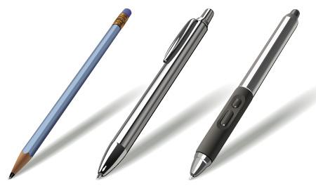 Ballpoint Pen Vector3