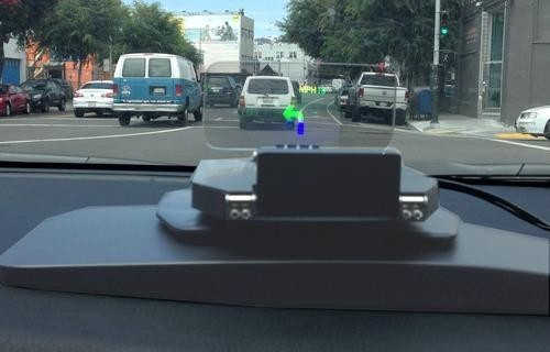 Bring Jet-Fighter Tech to Your Car with Navdy