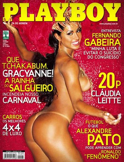 Gracyanne Barbosa pelada