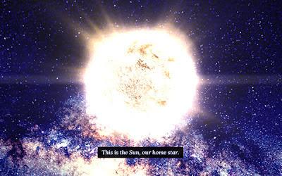 جوجل تمنحك رحلة رائعة بين 100,000 نجم Google 100,000 Stars