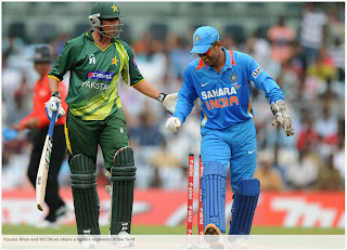 Younis-Khan-MS-Dhoni-India-v-Pakistan-1st-ODI-2012