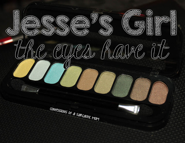 Jesse's Girl The Eyes Have It palette